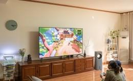 糖纸众测丨酷开电视 Max 86″:国庆节我在家跟它玩疯了