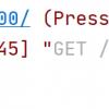 我爱Flask之url_for()方法和HTTP请求