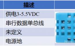外设驱动库开发笔记15:DHT11温湿度传感器驱动