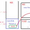 Java基础——面向对象和类