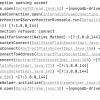java连接MongoDb报错 com.mongodb.MongoSocketOpenException: Exception opening socket 已解决