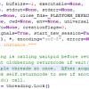 python 运行 execjs 出现错误 UnicodeEncodeError: 'gbk' codec can't encode character 'ufffd'