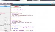 Qt QMenuBar和QMenu以及QAction巧妙的使用方法