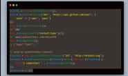 盘点常用语言http请求客户端的惊艳框架