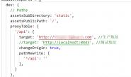 Vue + Spring Boot + Shiro 跨域解决(开发+生产)