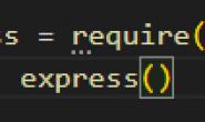 轻轻松松用nodejs创建一个服务器