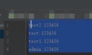 简单实现登陆注册gui界面以及打包成exe文件