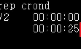 Linux– 定时服务crond VS anacron和 crontab VS anacrontab区别对比