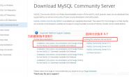 MySQL下载与安装
