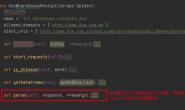 pycharm调试scrapy踩坑记录(debug过程无法走parse)