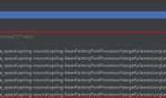 Spring源码解析之BeanFactoryPostProcessor(二)
