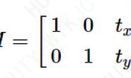 opencv-python 图片的几何变换