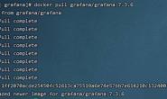 手把手教你 Docker部署可视化工具Grafana