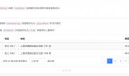 Bootstrap Blazor 组件介绍 Table (三)列数据格式功能介绍