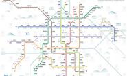 合肥轨道交通线路图(2025+ / 运营版)