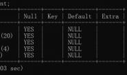 数据库系统之实体完整性约束