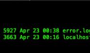 shell定时上传linux日志信息到hdfs