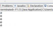 Java第八周作业