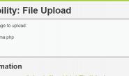 DVWA–File Upload