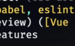 vue/cli实现简单待办事项页面