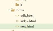 Node.js之通过读取文件实现增删改查