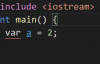 写给前端同学的C++入门教程(一):概述和环境搭建