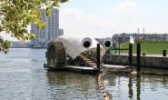 这位「垃圾轮先生」在用它的「好胃口」拯救我们的环境