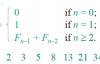 java 斐波那契函数  Fibonacci  两种实现