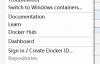window10下通过docker安装swoole,运行laravel-swoole服务