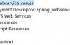 WebService之Spring+CXF整合示例