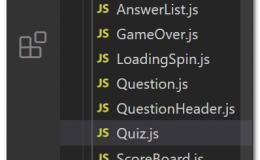 React实战教程之从零开始手把手教你使用 React 最新特性Hooks API 打造一款计算机知识测验App