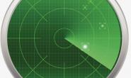 Qt自定义控件之仪表盘3–雷达扫描图