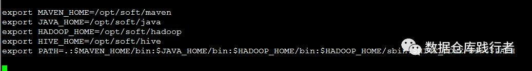 Hive源码阅读系列(一) hive2.1.1源码编译并编译成eclipse项目