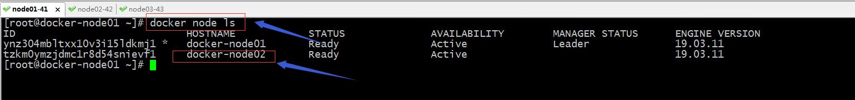 容器技术之Docker-swarm