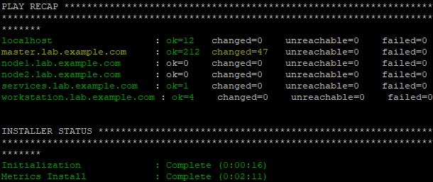 008.OpenShift Metric应用