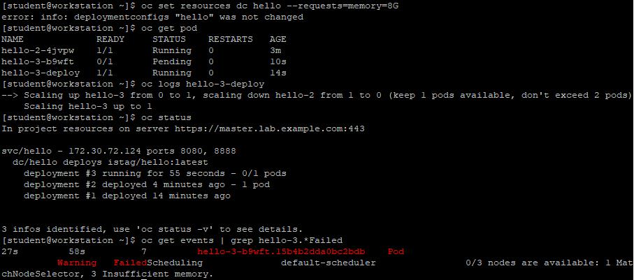 009.OpenShift管理及监控
