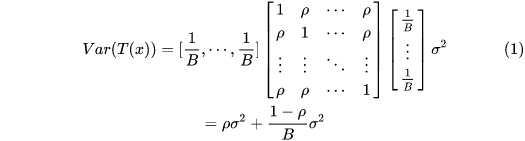 算法岗面试题:模型的bias和variance是什么?用随机森林举例
