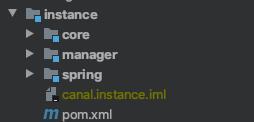 「从零单排canal 06」 instance模块源码解析