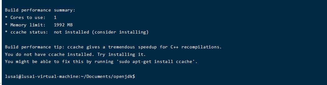 Ubuntu16.04编译Openjdk8,笔者亲测编译成功