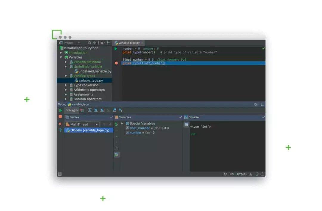 超全Python IDE武器库大总结,优缺点一目了然!
