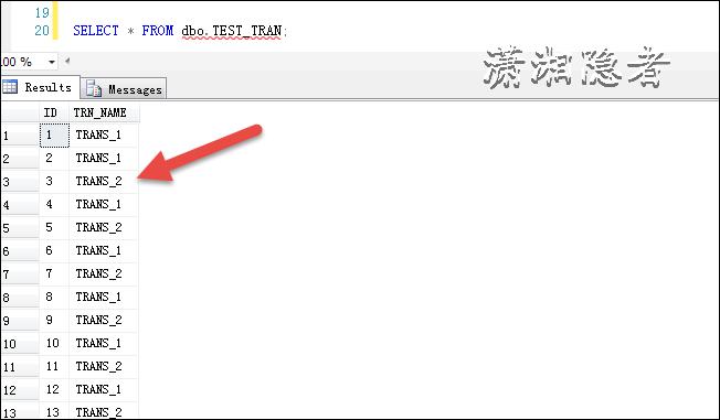 SQL Server解惑——标识列的限制和跳号现象
