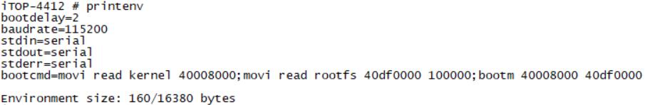 ARM开发板实现双系统引导的一种方法——基于迅为iTOP-4412开发板